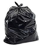 Black Colored Garbage Bags With Bottom Sealing And Prevents Any Leakage. Material : Semi Virgin Material | Strong Material To Carry 2 Liters Pack Of 04 X 30 Bags = Total 120 Bags Medium Size (48Cm X 54Cm) Most Convenient Method Of Garbage Disposal To...