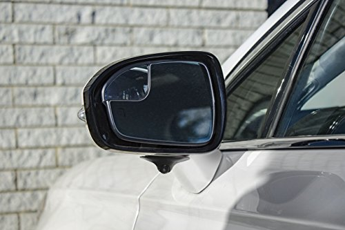 NO Guide Line NO Drilling GreenYi-45 Car HD Blind Spot Side View Camera with IR LEDs