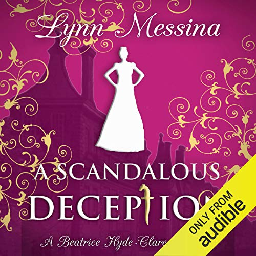 A Scandalous Deception: A Regency Cozy Titelbild
