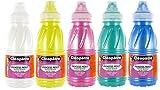 Cleopatre - PAM250X5N - Pack de 5 frascos de pintura acrílica, 250 ml, nacarada