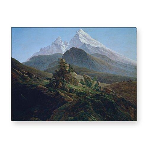 Wandkings Leinwandbilder von Caspar David Friedrich - Wähle ein Motiv & Größe: