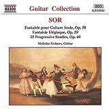 Sor: Op. 58, Op. 59, Op. 60 - icholas Goluses