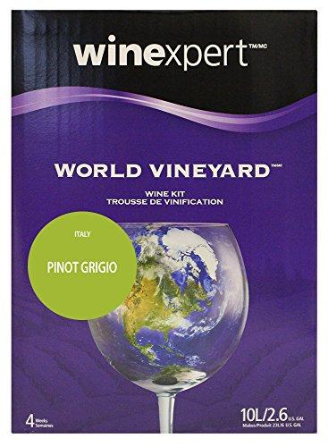 Wine Kit - World Vineyard - Italian Pinot Grigio