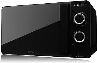 comprar comparacion Cecotec ProClean 3030 - Microondas, Capacidad 20L, Revestimiento Ready2Clean, 700 W, 6 Niveles Funcionamiento, Temporizado...