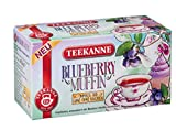 German Teekanne Blueberry Muffin Tea 18 Bags by Teekanne