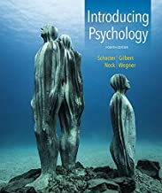 Best introducing psychology schacter 4th edition Reviews