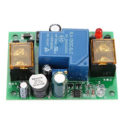 Akozon Low Battery Protection Board 12 V 24 V 36 V 48 V Niedrige Batterie Schutz Board Anti-Überspannungsschutz Board