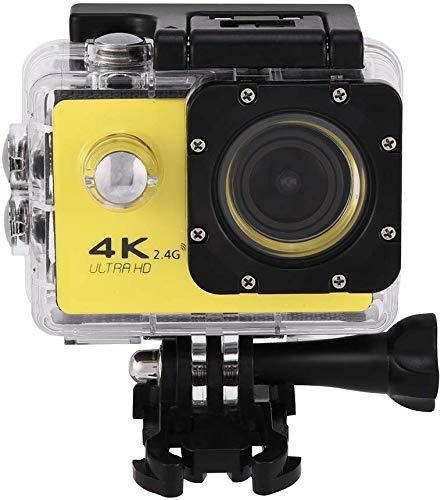 Waterdichte camera DV,1080P onderwatercamera, Full HD sportcamera actiecamera waterdicht met 2
