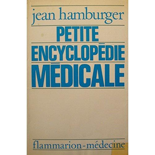 JEAN HAMBURGER petite encyclopédie médicale 1972 Flammarion médecine PDF Books