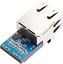 USR-K7 Serial to Ethernet Converter Super Port Serial UART to Ethernet TCP/IP Module with Modbus RTU Support Five Calibration Methods Like None Odd Even Mark Space