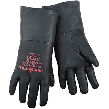 Tillman 44 Xl Extra Large Top Grain Kidskin Tig Welding Gloves Welding Safety Gloves Amazon Com