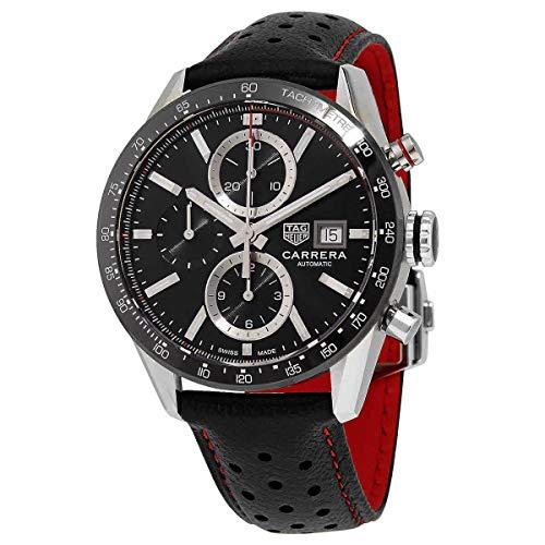 TAG Heuer CBM2110.FC6454 Horloge Carrera 41 mm