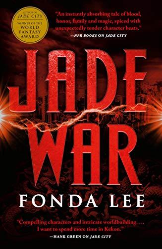 Jade War: 2 (The Green Bone Saga)