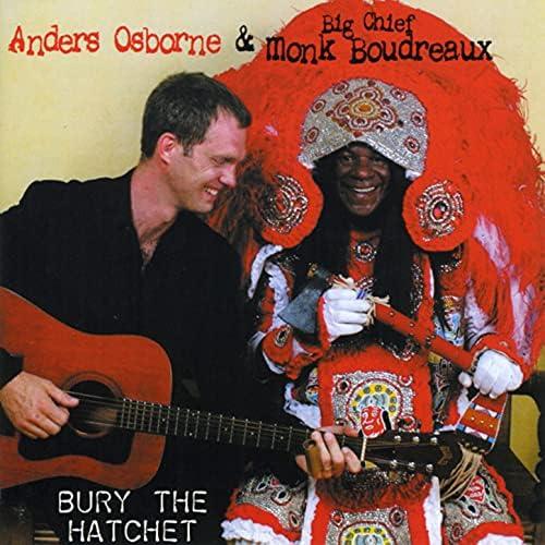 Anders Osborne & Monk Boudreaux