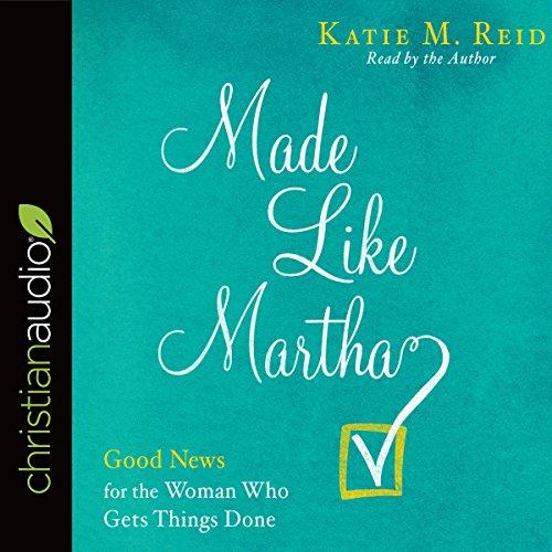 Made like Martha audiobook cover art