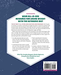 The Complete Ketogenic Diet for Beginners: Your Essential Guide to Living the Keto Lifestyle #2