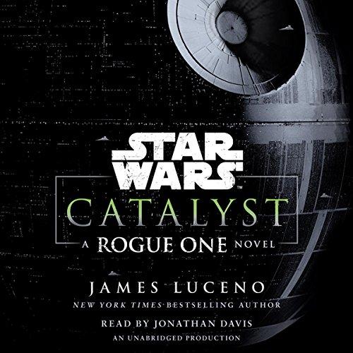 Catalyst (Star Wars) audiobook cover art