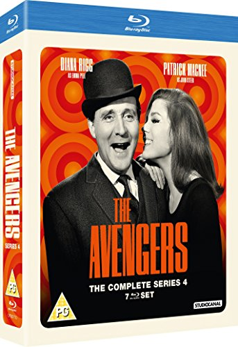 The Avengers Series 4 [Blu-Ray] [Import]