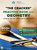 Adda247 The Cracker Practice Book for Geometry (English Edition Printed Edition) [Paperback Bunko]