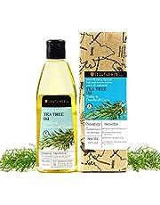 Soulflower Tea Tree Scalp and Anti Dandruff Oil 225ml