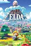 Close Up Póster The Legend of Zelda - Link's Awakening (61cm x 91,5cm) + 2 Marcos Negros para póster con suspención