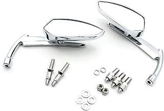BGTR Accessori Moto 2SET Compatibile for Honda Steed 600 Shadow VLX600 VLX 600 VT600 C carburatore Kit di Riparazione della valvola a Membrana guarnizioni Ricostruire Parti Set