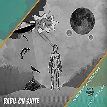 Boa Babil On (feat. Mario Venuti) [Fonderia Collective Rmx]