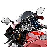 Shapeheart - Soporte Móvil Magnético para Semi manillares de moto, Talla M, para Teléfono hasta 15cm