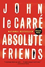 Absolute Friends by John le Carre (2004-01-12)
