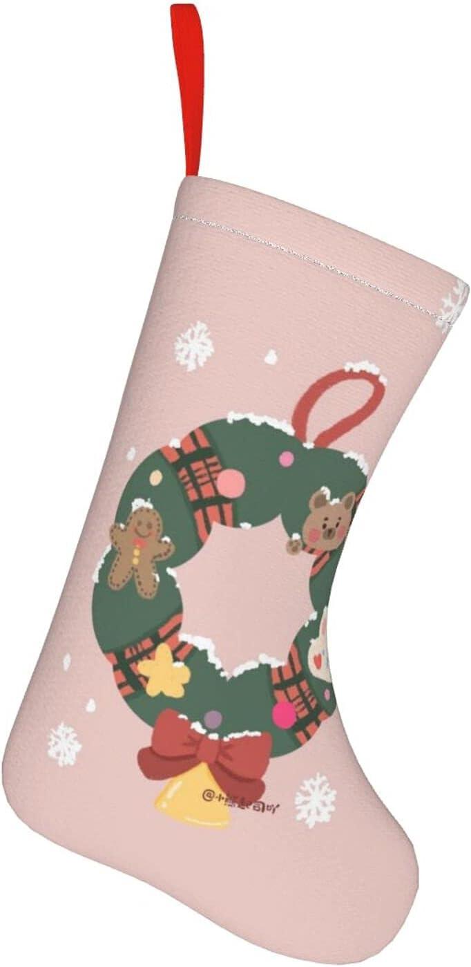 Merry Christmas Christmas Plush Socks Winter Cartoon Cute 10 Inch Toy Game Children Socks