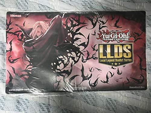 遊戯王 公式 llds ヴァンパイア デザイア プレイマット