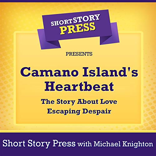 Camano Island's Heartbeat audiobook cover art