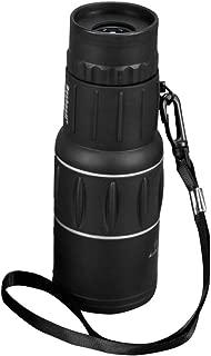 YISUMEI 16x52 Binoculars Telescope Outdoor Lightweight Night Vision for Hunting Camping Surveillance Monocular