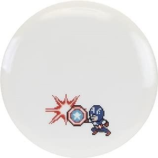 Dynamic Discs DyeMax Marvel 8-Bit Captain America (Defender Driver)