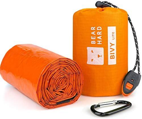 Top 10 Best emergency sleeping bags Reviews