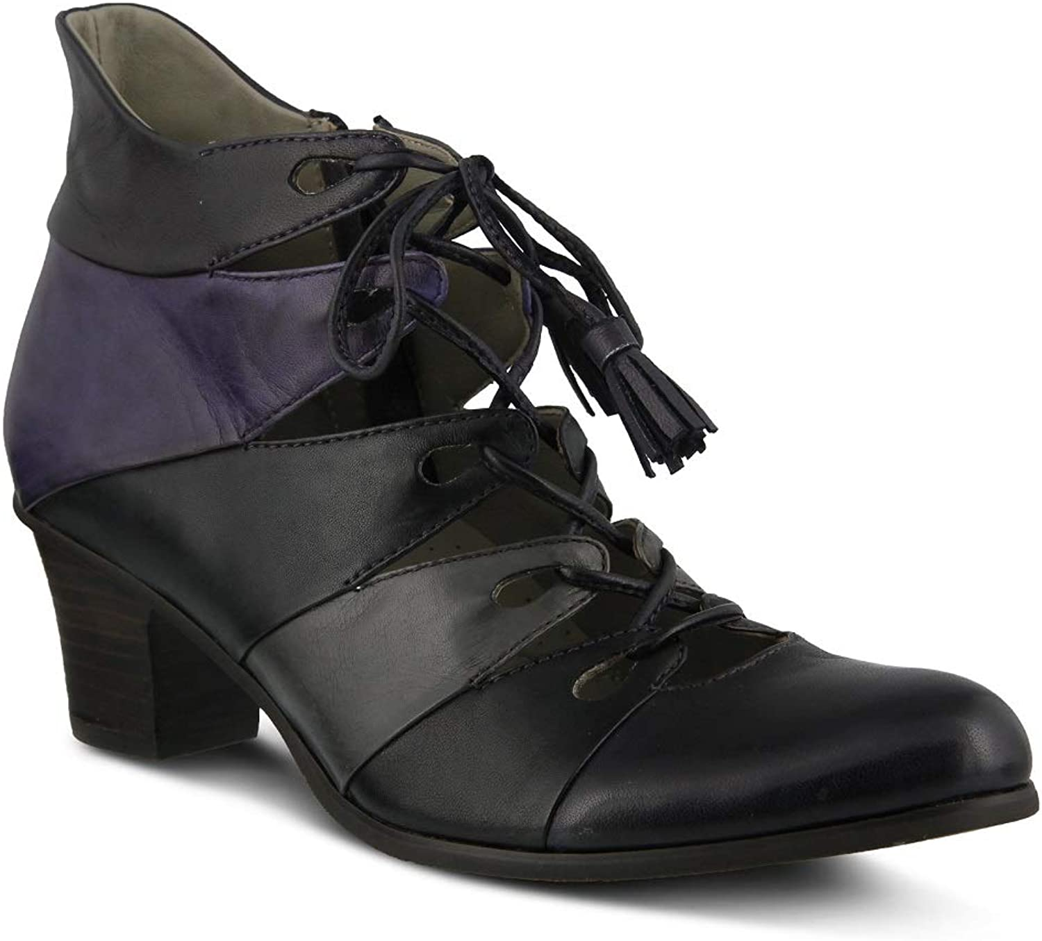 Spring Step Women's Estrela shoes   color Purple   Leather shoes