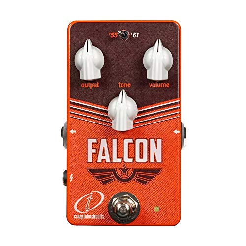 Crazy Tube Circuits Falcon Overdrive