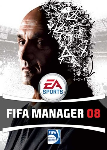 Electronic Arts FIFA Manager 08, PC - Juego (PC)