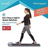 skandika Walking Pad Laufband für GEH- und Lauftraining