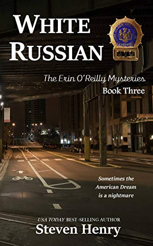 White Russian (The Erin O'Reilly Mysteries Book 3)