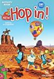 New Hop in! CM1 cycle 3 - Activity Book