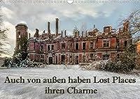Auch von aussen haben Lost Places ihren Charme (Wandkalender 2022 DIN A3 quer): Lost Places von aussen haben auch ihren besonderen Charme (Monatskalender, 14 Seiten )