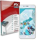 atFolix Schutzfolie kompatibel mit Meizu M5s Folie, ultraklare & Flexible FX Bildschirmschutzfolie (3X)