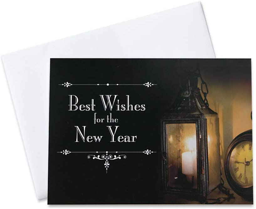New Year Greeting Cards Max 40% OFF - Cand H6011. Old Max 44% OFF an with