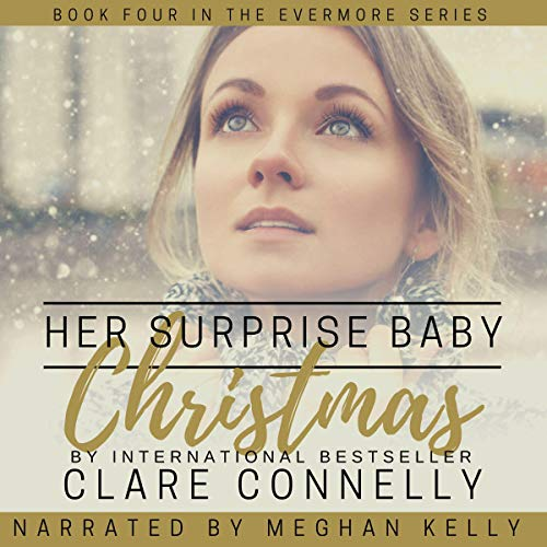 Her Surprise Baby Christmas cover art