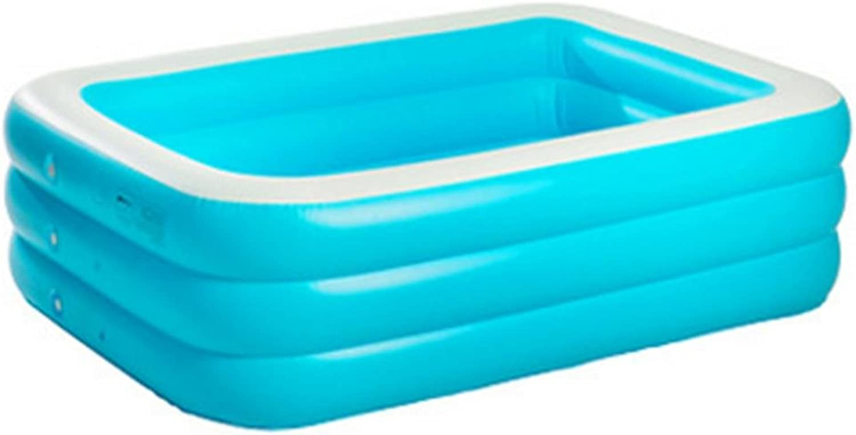 Mustbe strong Kinder Pool Aufblasbare Paddeln   Schwimmbad Verdickte Erwachsene Aufblasbare Pool Super High Familie Kind Drama Pool Jacuzzi , 15011050cmfor Outdoor