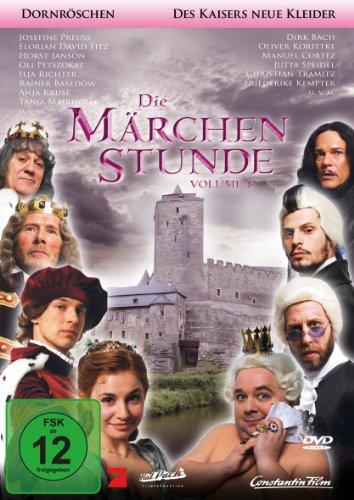 Die ProSieben Märchenstunde - Volume 8: Dornröschen & Des Kaisers neue Kleider