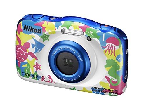 NikonデジタルカメラCOOLPIXW100防水W100MRクールピクスマリン