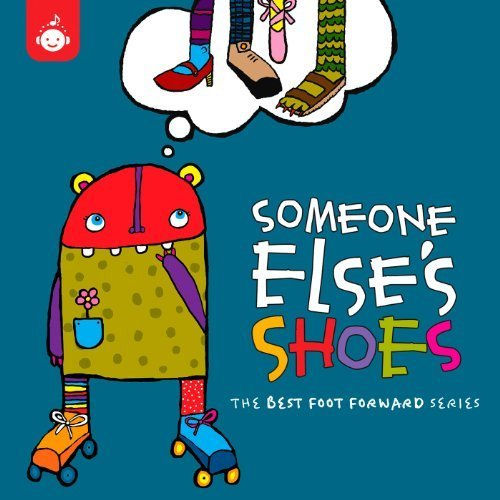 Someone Else's Shoes - The Best Foot Forward Children's Music Series from Recess Music by Swingset Mamas, The Uncle Brothers, Troubadour, Cathy Fink, Marcy Marxer, Cliff (2012) Audio CD