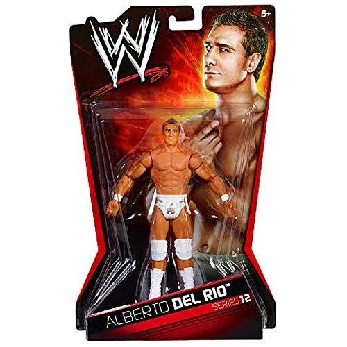 WWE Figurine Alberto Del Rio Série 12